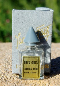 "The Scented Salamander. ""Jacques Fath: From Iris Gris to Irissime, a Contemporary Version - Q&A with Fabrice Biré of Panouge"""